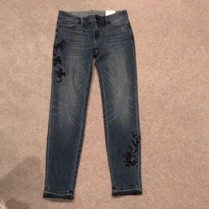 NWT WHBM The Skinny Ankle Jean